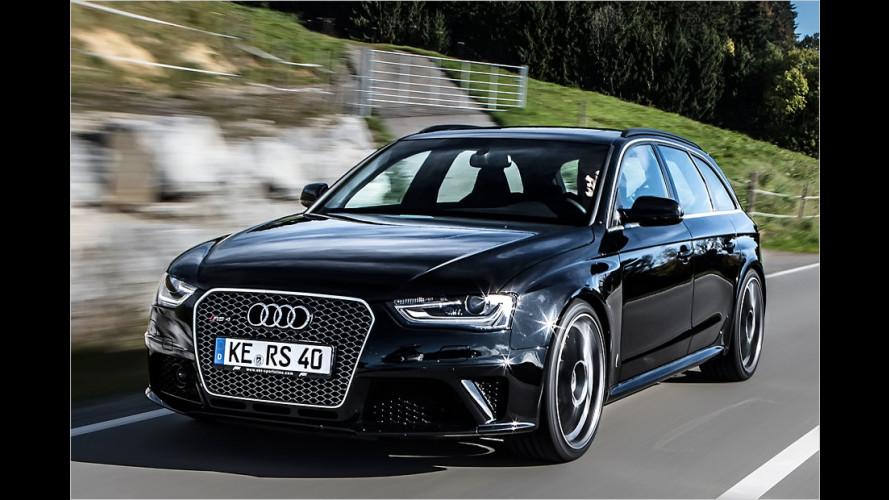 Abt löst die Vmax-Sperre beim Audi RS 4 und feilt am Sound