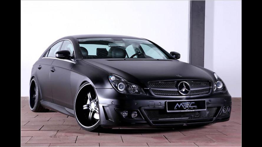 MEC Design macht den Mercedes CLS zum Darth Vader