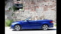 Neues 1er Cabrio im Test
