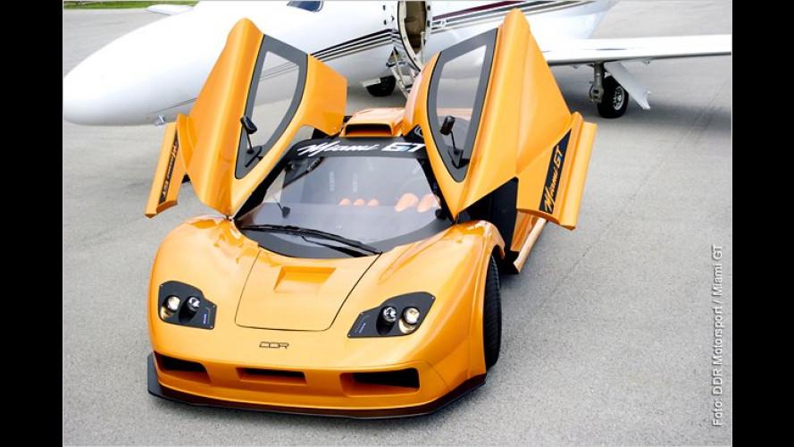 Sportwagen zum Basteln: Miami GT von DDR Motorsport