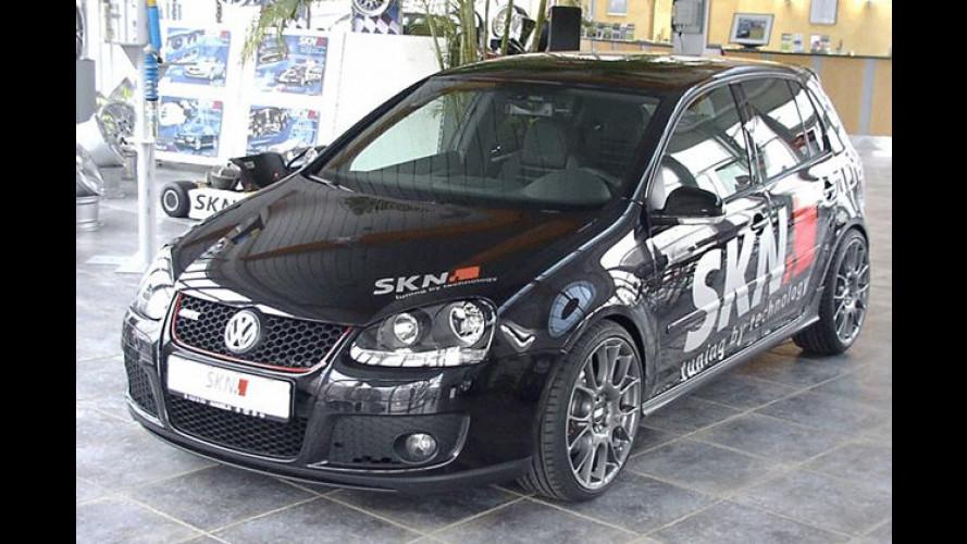 Da schmilzt der Teer: SKN powert den VW Golf V 2.0 TFSI