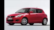 Neuer Suzuki Swift