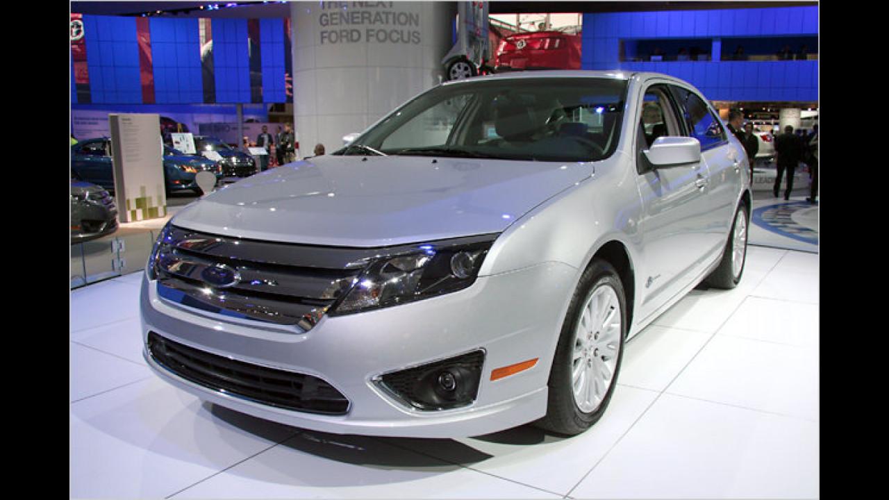 Platz 9: Ford Fusion