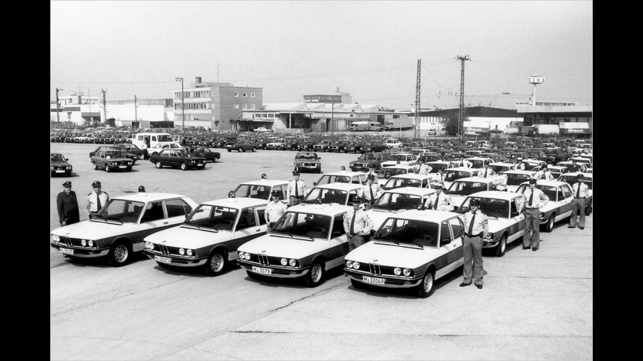 BMW 5er (um 1977)