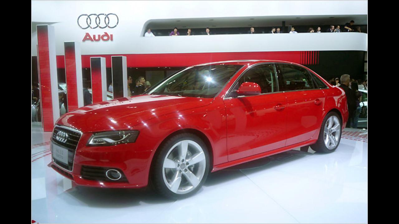 Audi A4L 3.2 quattro
