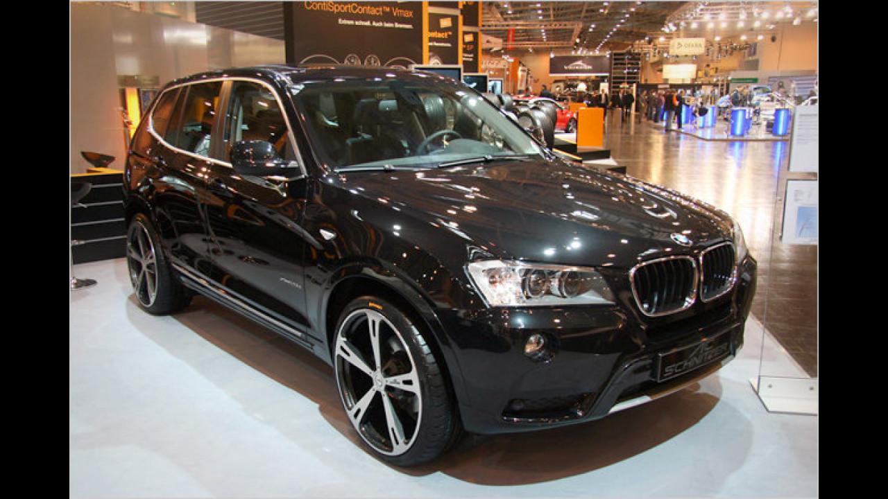 Schnitzer BMW X3