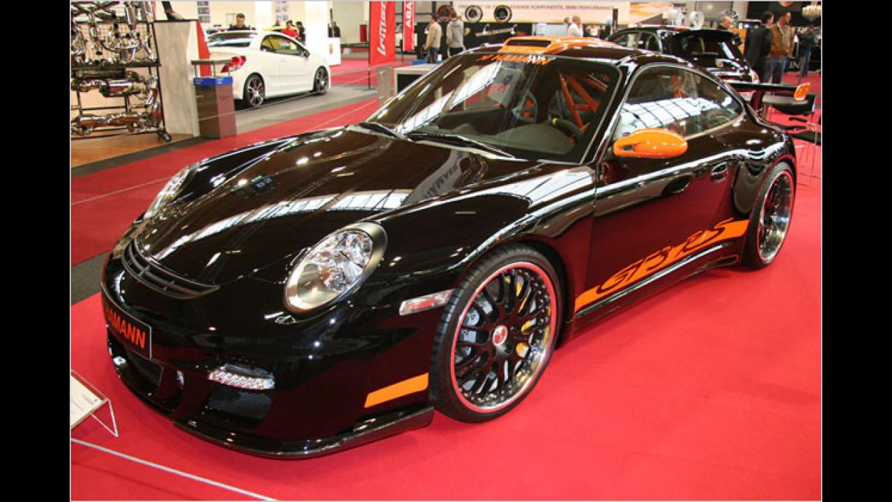 Hamann Porsche 911 GT3 RS