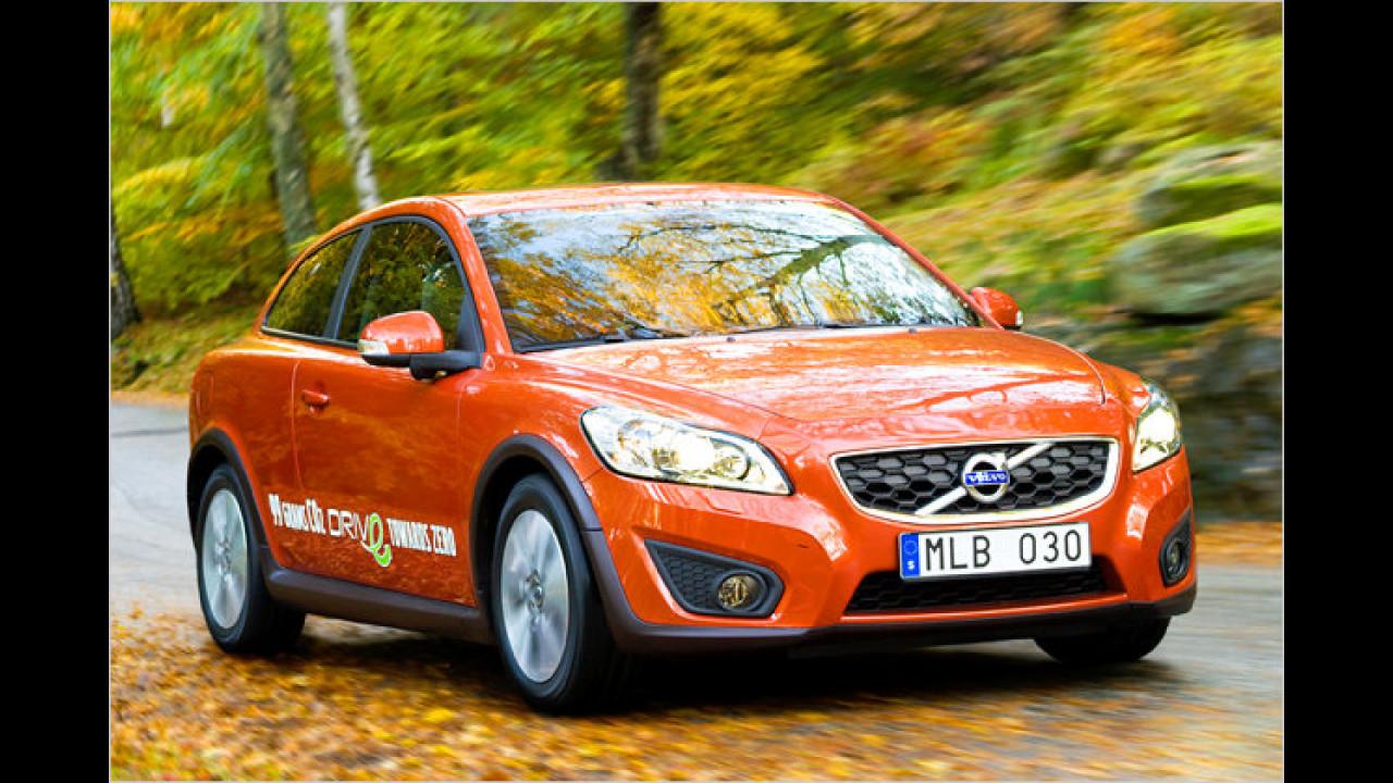 Volvo C30 DRIVe Kinetic