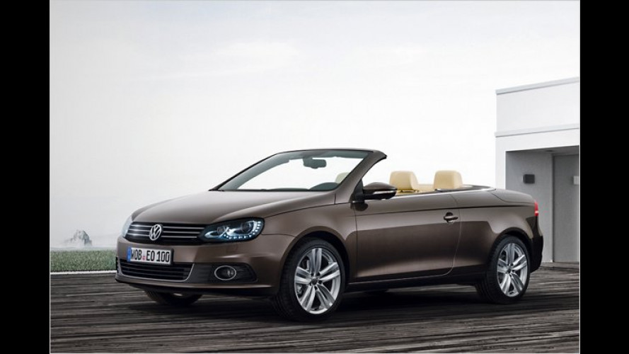 VW Eos Exclusive: Feines Angebot fürs Cabrio-Coupé