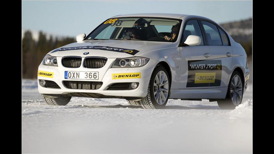 Dunlop SP Winter Sport 4D: Neue Dimension mit mehr Grip