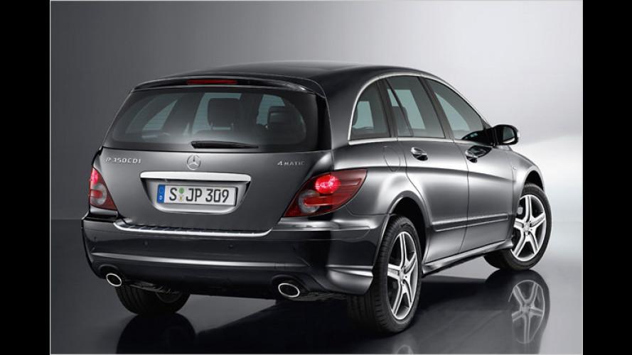 Mercedes-AMG GLR als elektrisches R-Klasse-Revival mit 1.000 PS?