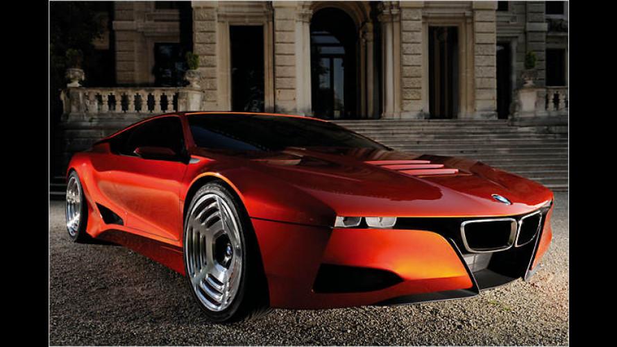Zum 30. Geburtstag: BMW zeigt die Studie M1 Hommage