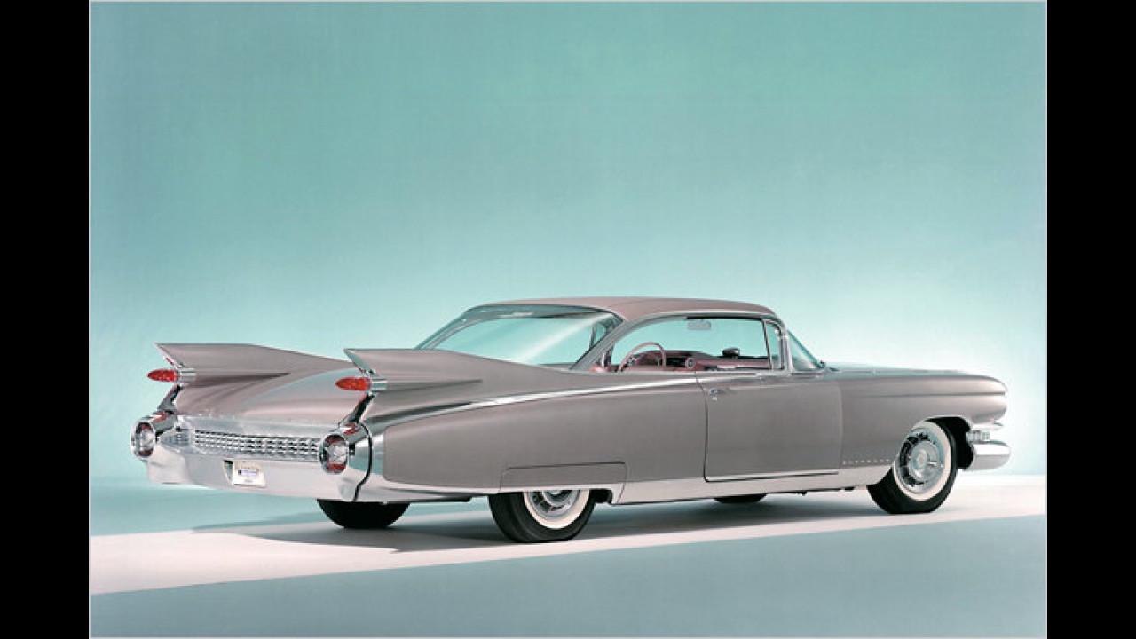 50 Jahre Cadillac Fleetwood ,Heckflosse