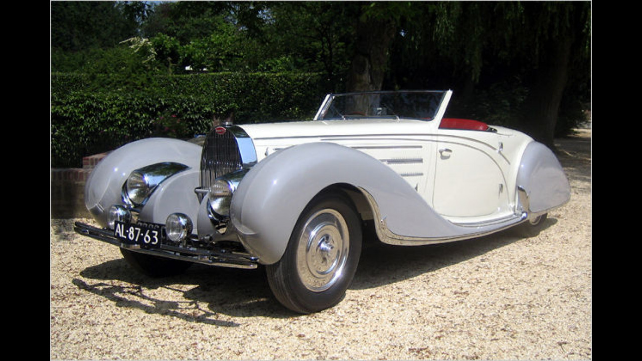 Dreamcars: Bugatti T57S Gangloff