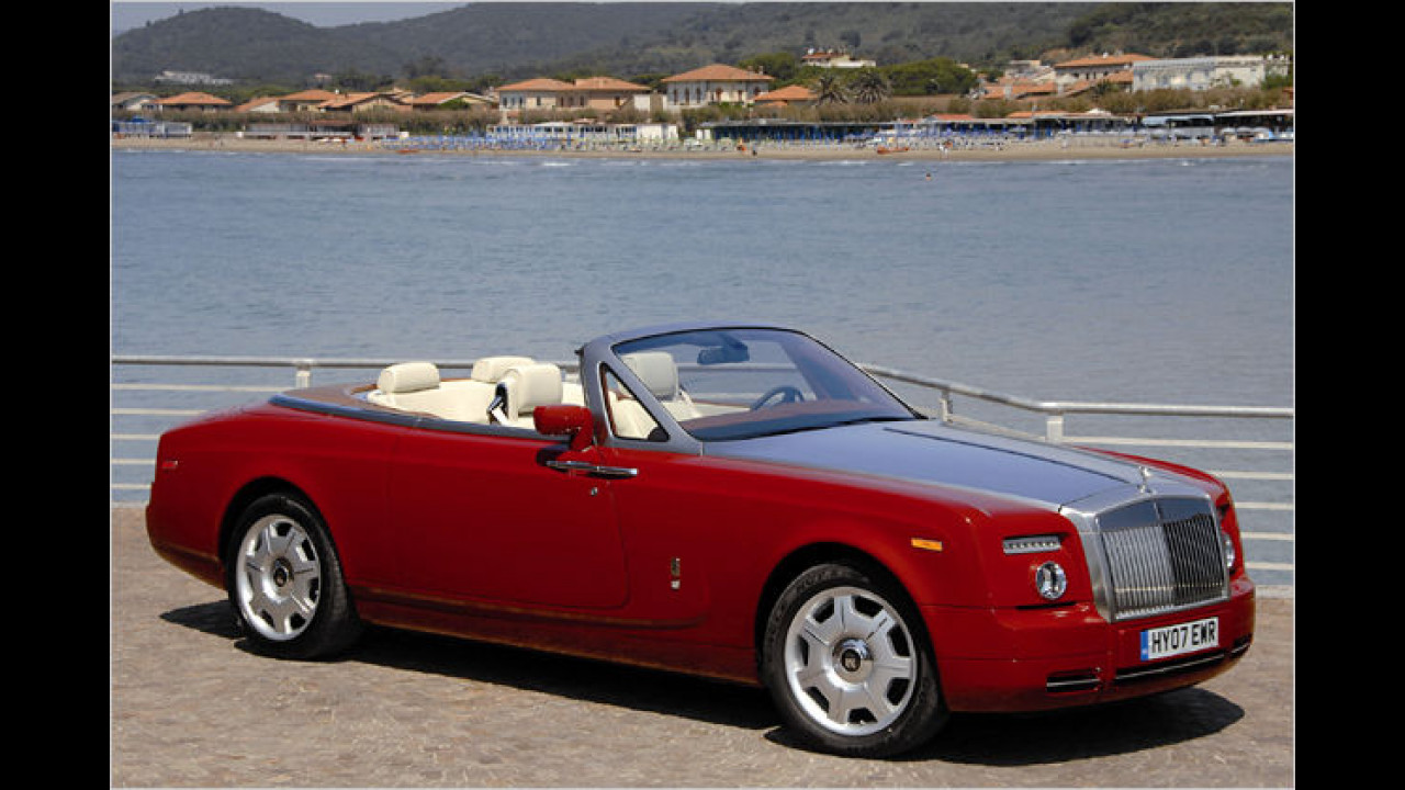 Dreamcars: Rolls-Royce Drophead Coupé