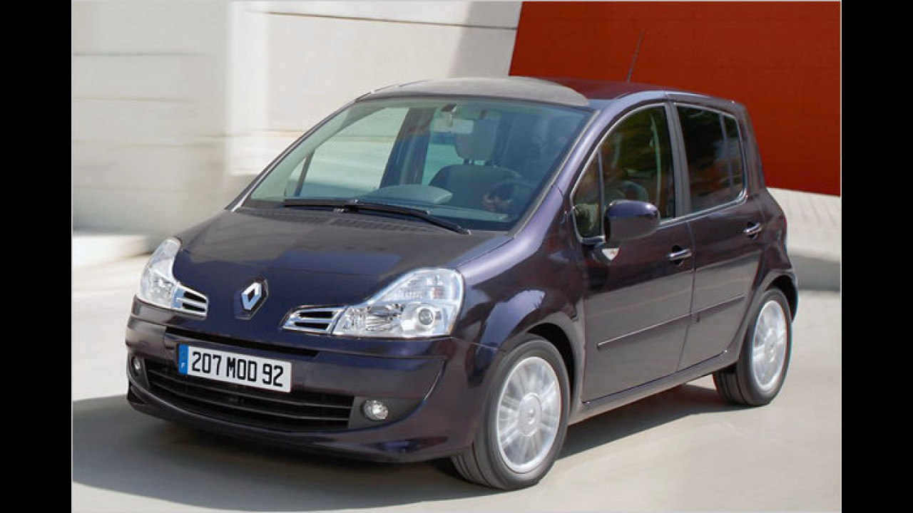 Renault Modus 1.5 dCi Authentique