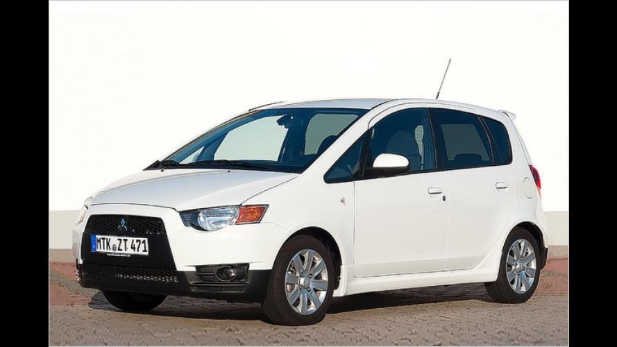Mitsubishi: Drei Baureihen als Sondermodell ,Edition