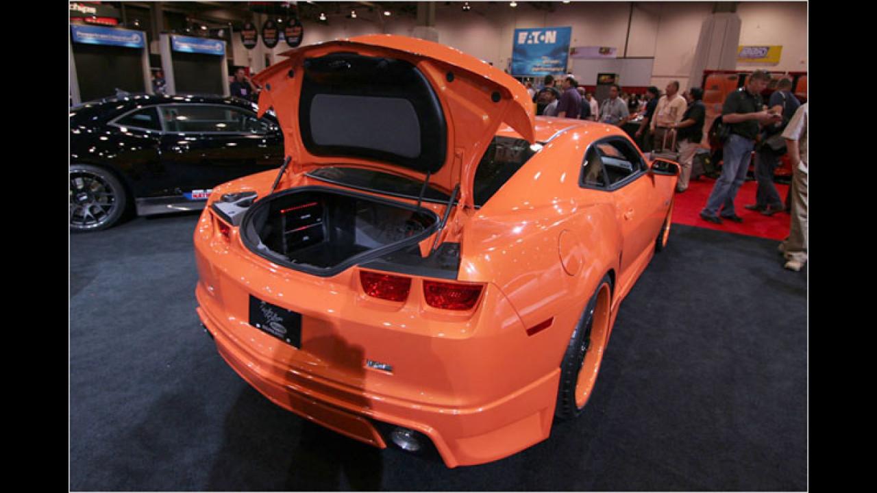 Chevrolet Camaro 2Go von Rick Bottom Designs