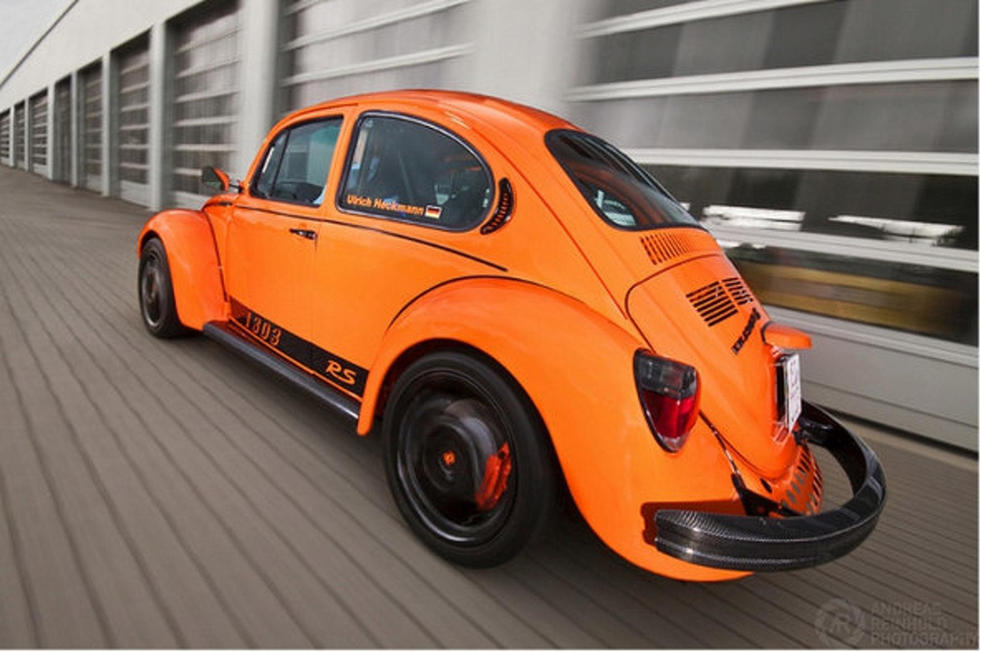 """Super"""" Super Beetle a k a  """"The German Look"""