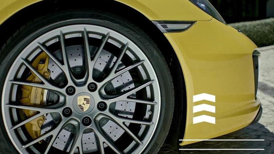 Porsche demonstrates 911 Carrera front axle lift system [video]