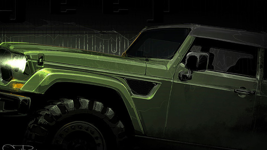 Jeep teases two models for the Moab Easter Jeep Safari