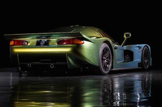 Restored Panoz Esperante GTR-1 Supercar is Big, Bold, and Bronze