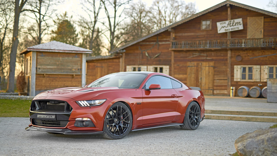 Voici la Mustang GT Geiger et ses 820 chevaux sous le capot