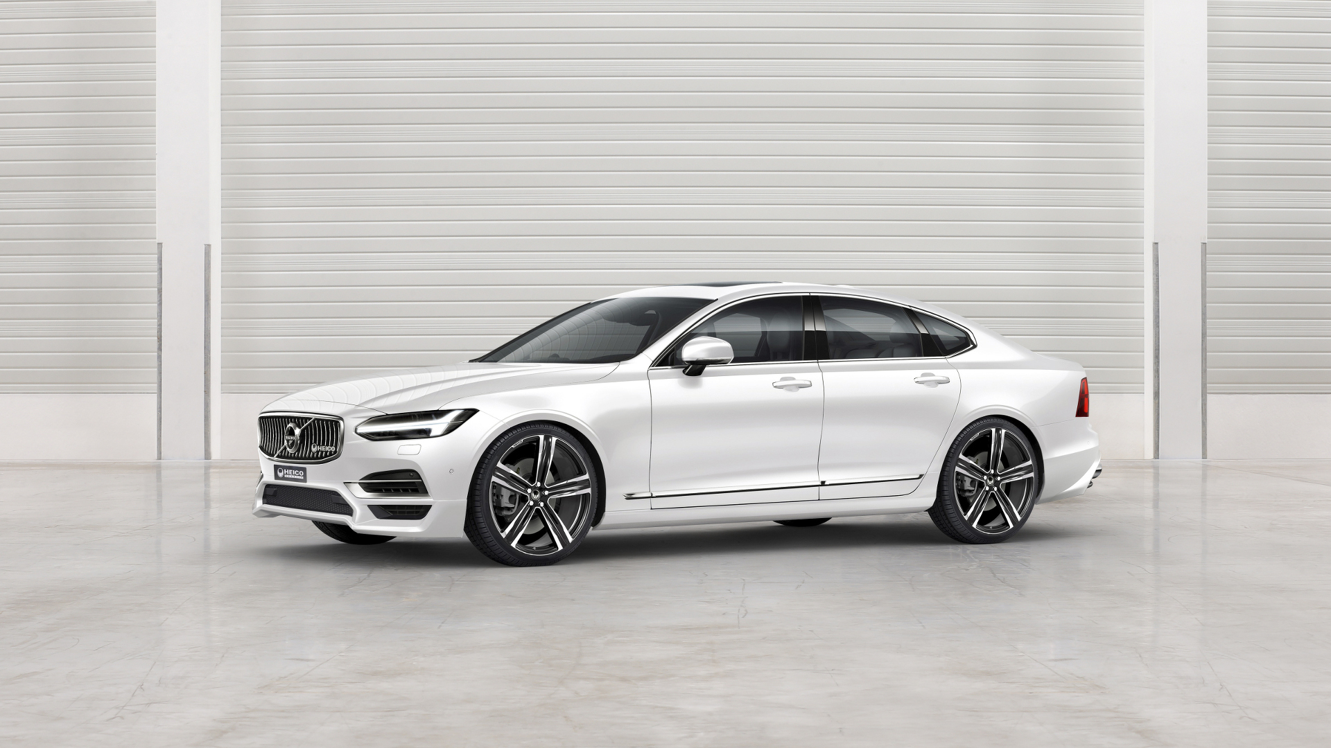 Volvo S90 and V90 get slight power boost to 285 hp by Heico Sportiv