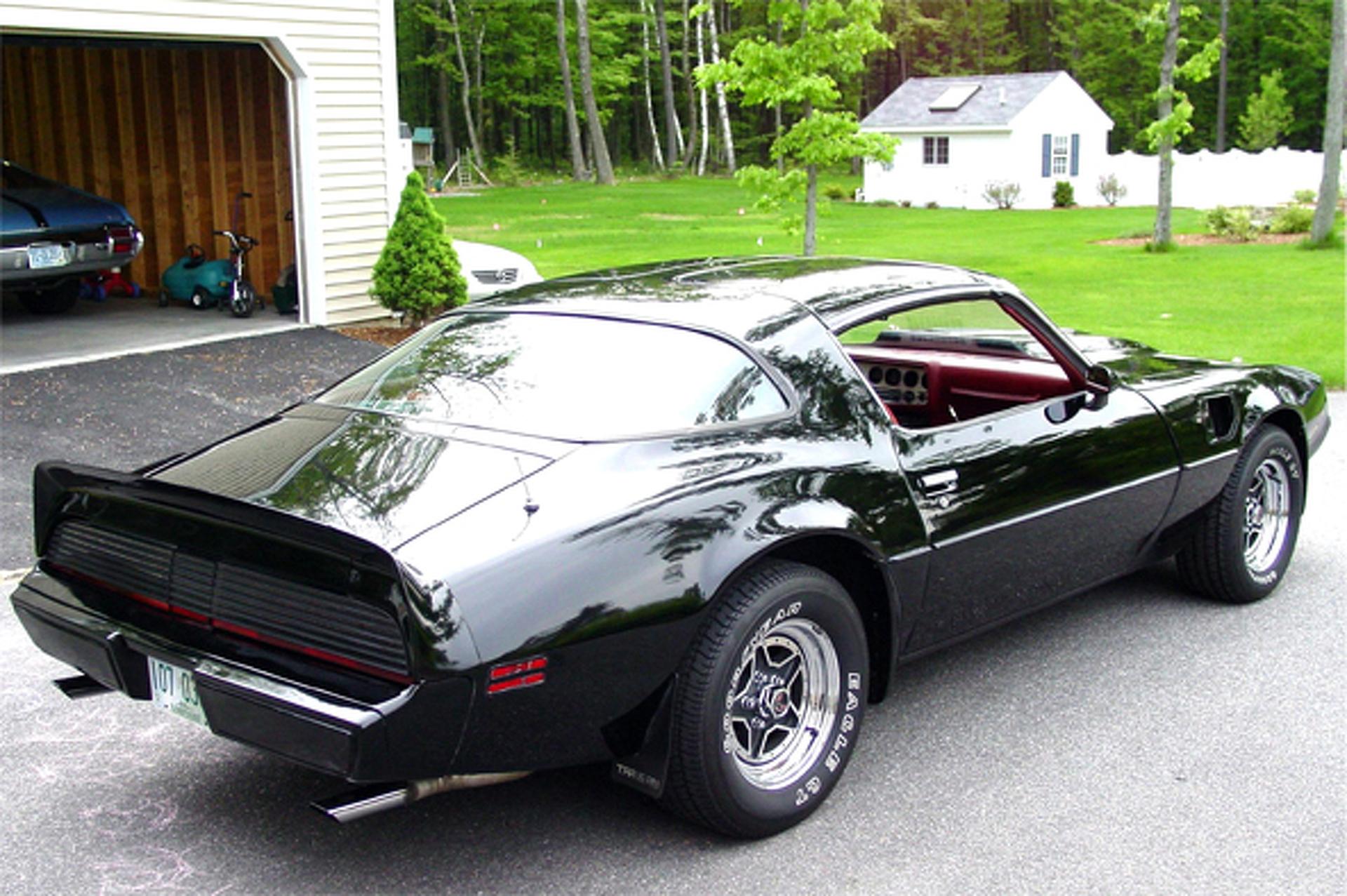 Your Ride 1979 Pontiac Firebird Trans Am