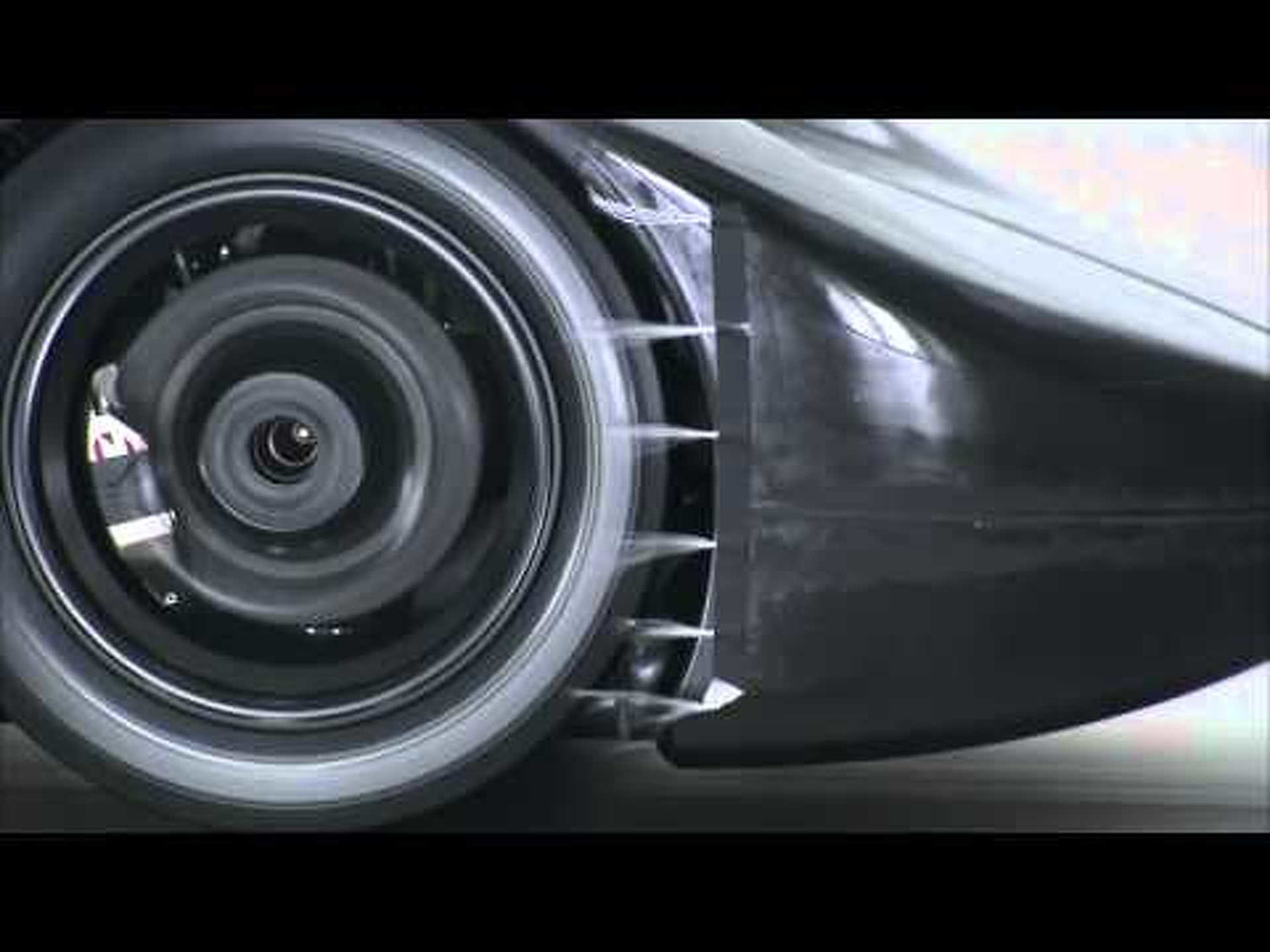 2012 Nissan DeltaWing Unveiling