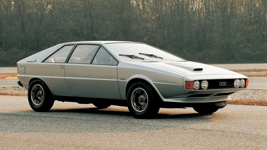 1973 Audi Asso di Picche: забытые концепт-кары