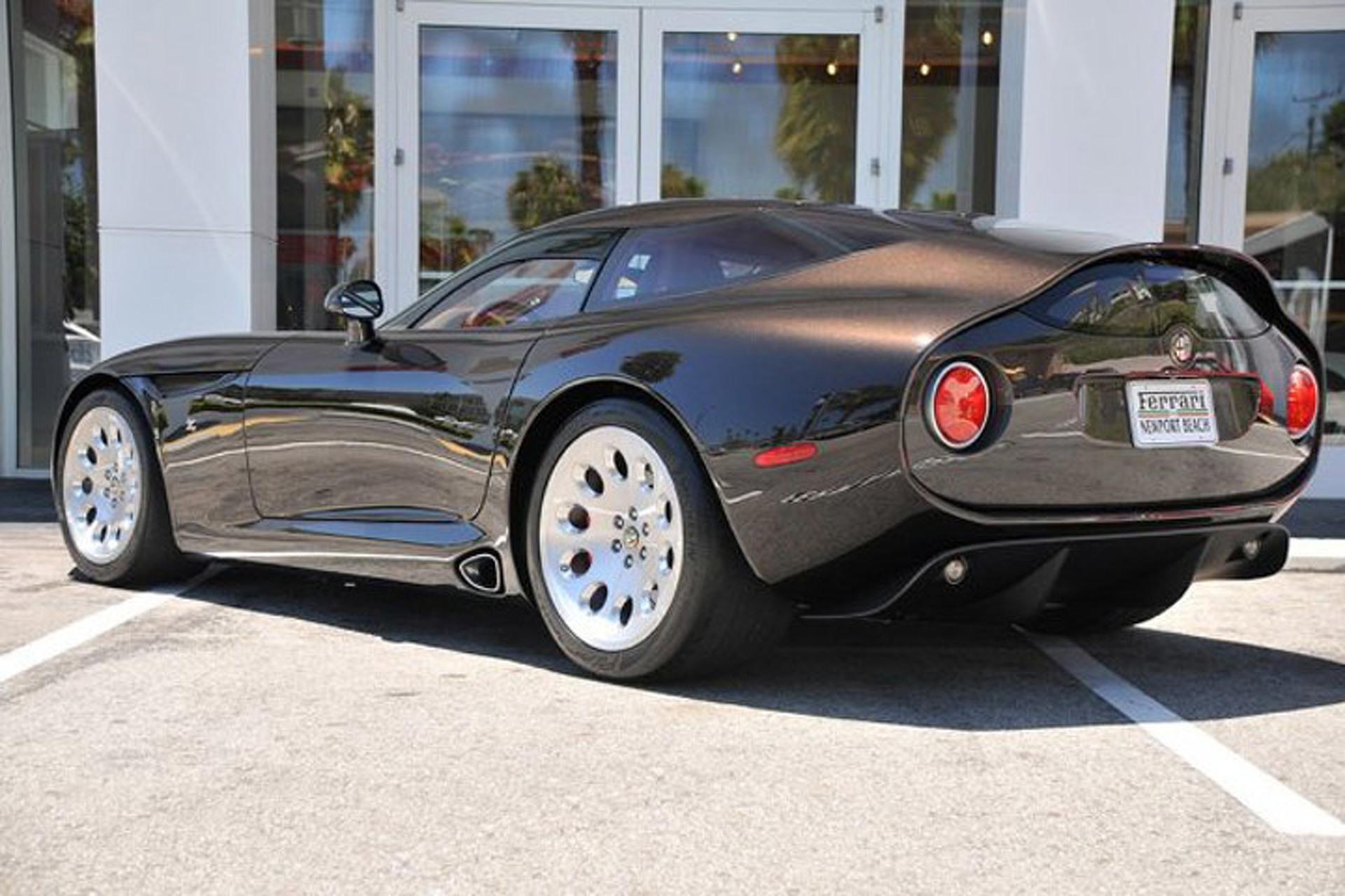 Up For Sale: Alfa Romeo TZ3 Stradale, One of Nine Built