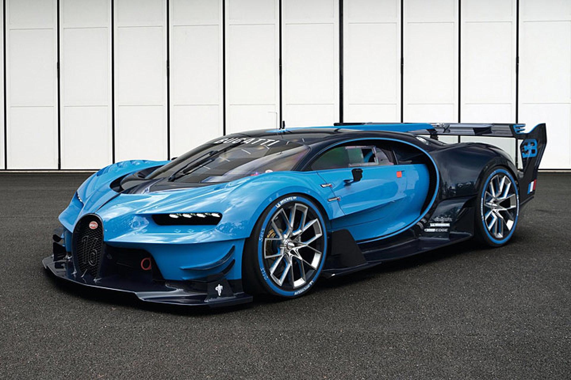 Newest bugatti 2017