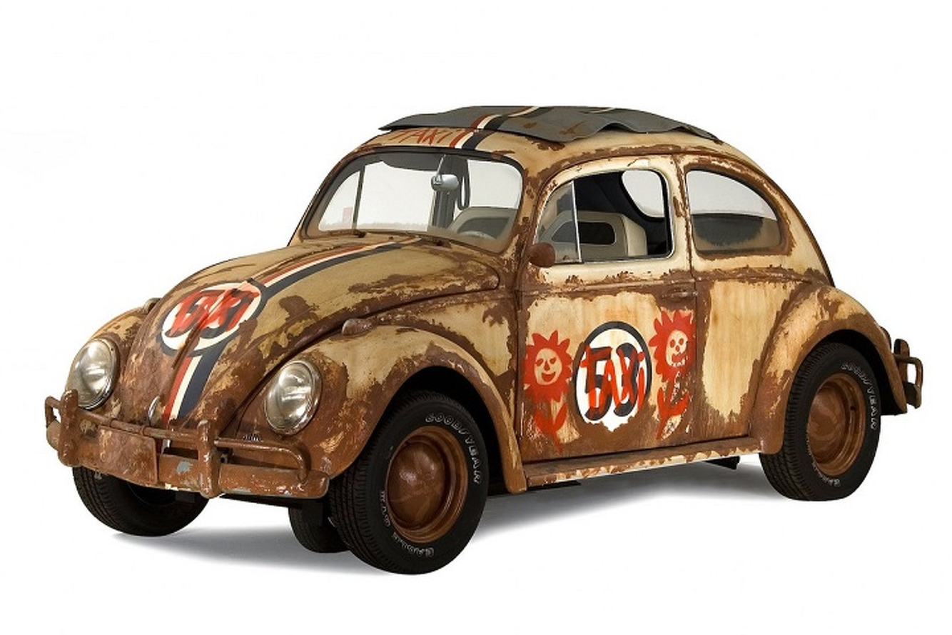 A Herbie Stunt Car is Going up for Auction