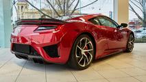 2017 Acura NSX lands in Australia