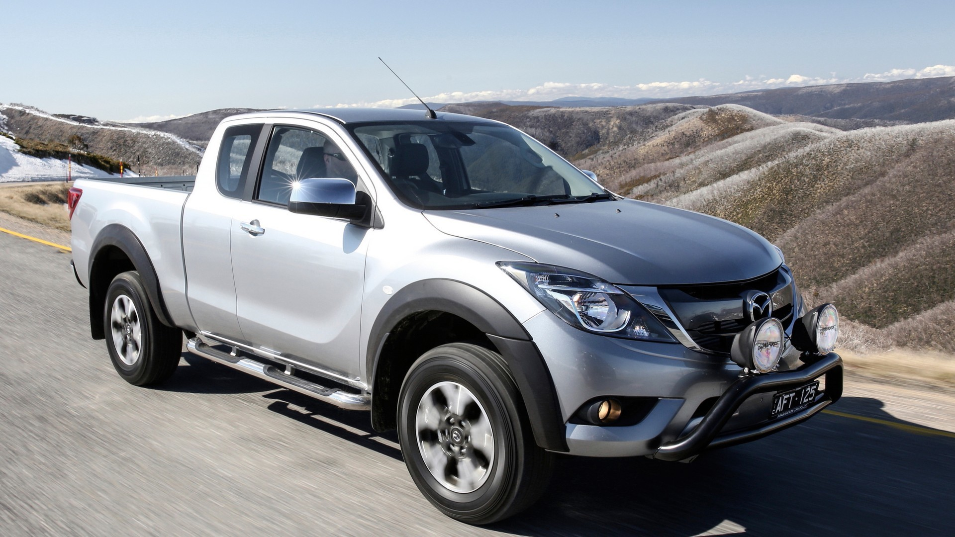 Next Gen Mazda Pickup Will Feature Beautiful But Manly Design