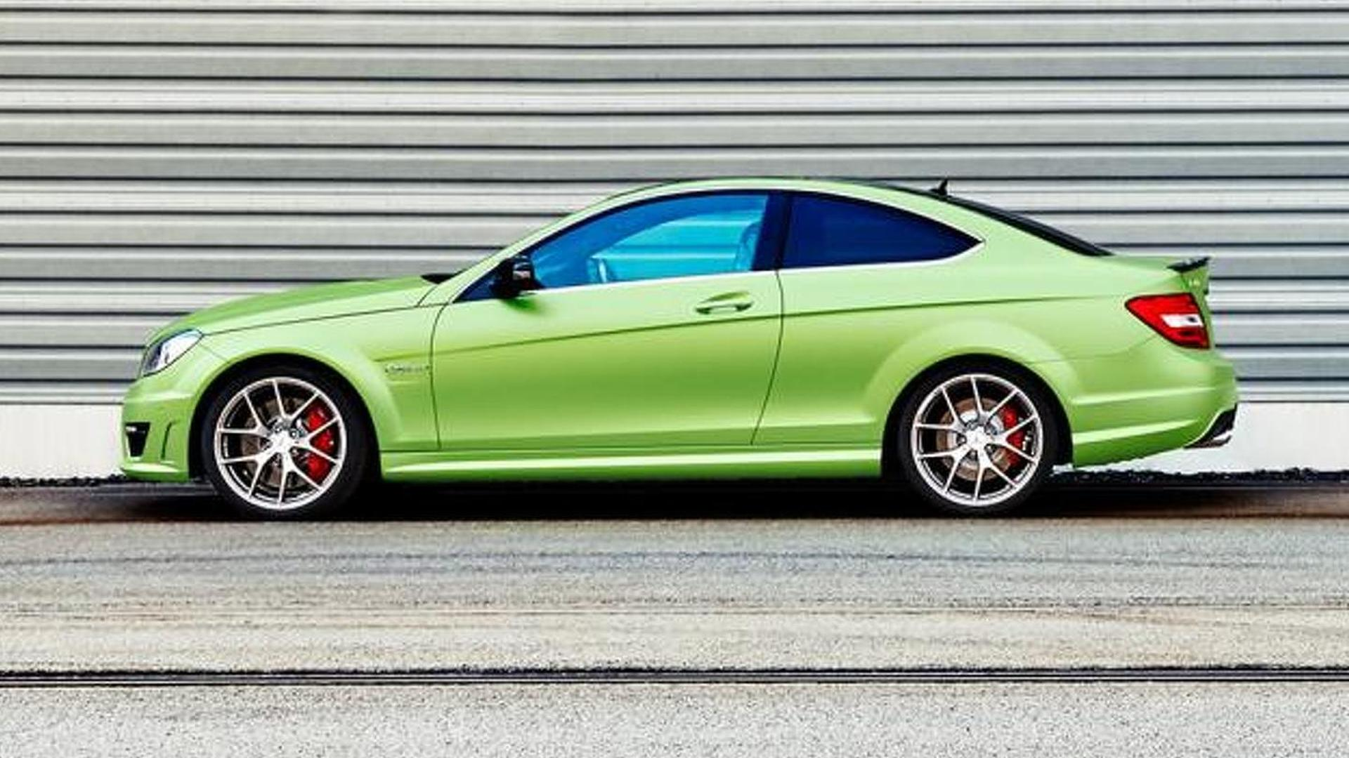 Legacy Edition is the last hurrah for Mercedes C63 AMG Coupe