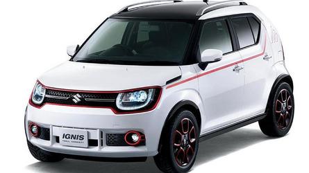 Suzuki IGNIS Trail Concept Unveiled