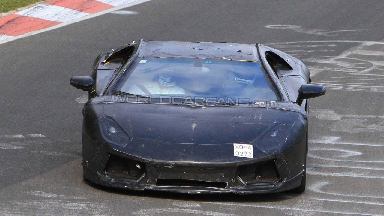 Lamborghini Murcielago Replacement May Be Called The Aventador