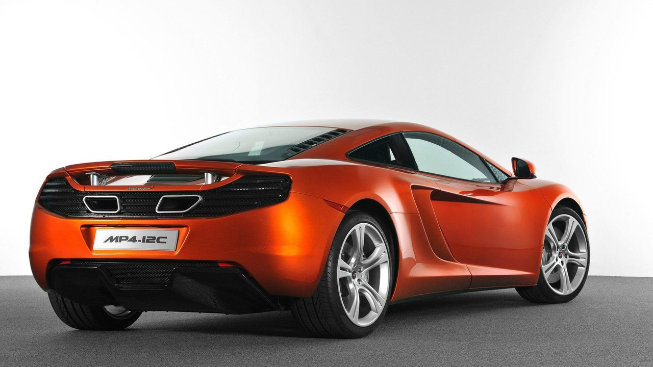 mclaren slows mp4-12c production - quality issues to blame | motor1