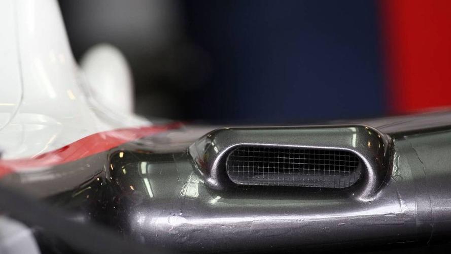 Peter Sauber says F-duct not copied from McLaren