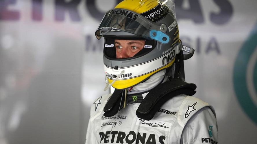 Rosberg insists car changes also good for him