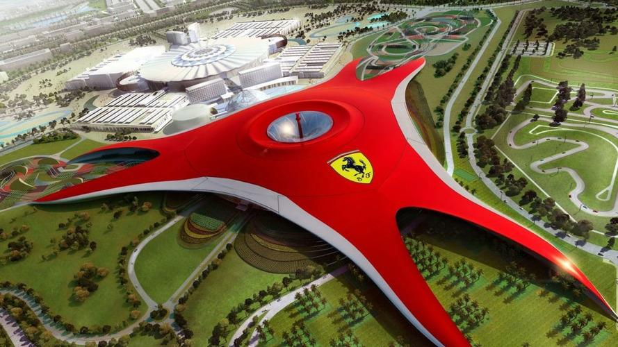 Valencia tipped for second Ferrari World theme park