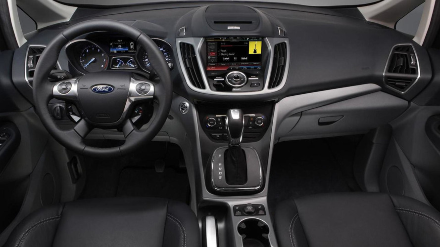 Ford C-Max MPV announced for North America