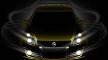 Suzuki Swift S-Concept teaser preview 09.02.2011