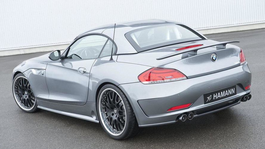 Hamann Z4 E89 tuning program released