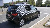 Opel Meriva Spied with FLEX Doors Wide Open 09.30.2009