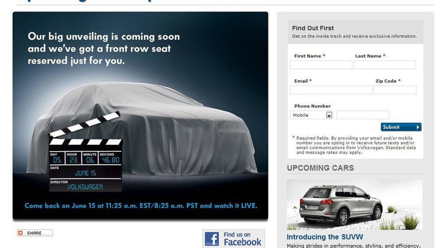 2011 VW Jetta teased in countdown microsite