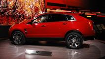 2010 Cadillac SRX at 2009 NAIAS