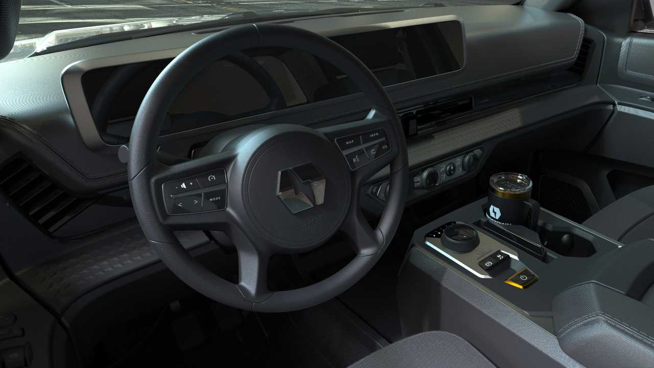 Lordstown Shows First Interior Renderings Of Endurance Electric Truck